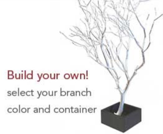 Wholesale Decorative Branches Manzanita And Botanical Products